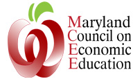 logo for the Maryland Council on Economic Education