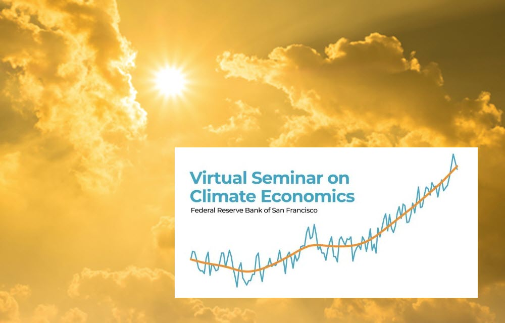Virtual Seminar on Climate Economics