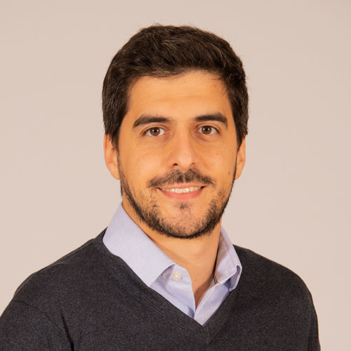 headshot of Nicolas Morales