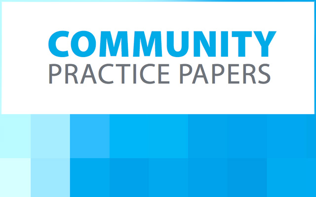 Community Practice Papers