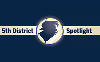 5th District Spotlight Logo