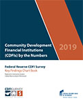 cover to 2019 CDFIs by the Numbers report