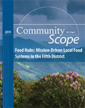 cover to Community Scope 2019 Issue 2