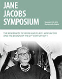 cover to the Jane Jacobs publication