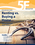 5E Navigator: Renting Vs. Buying a Home