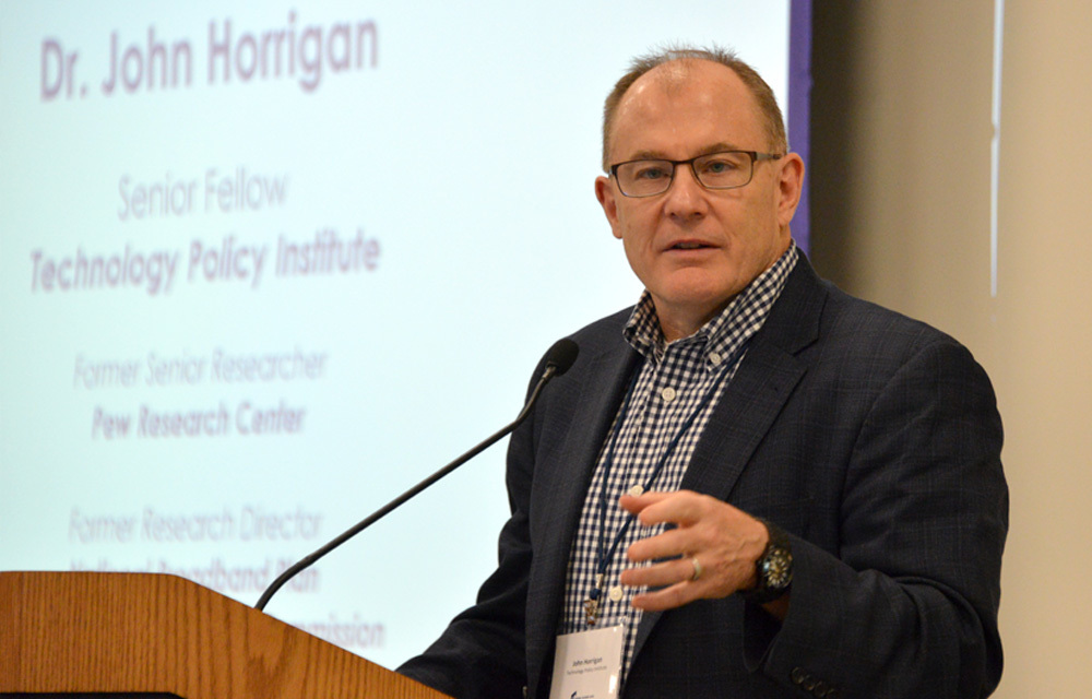 Dr. Horrigan, Keynote Speaker Baltimore Data Day Jul 1, 2019